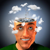 Liquid Mind Royalty Free Stock Images