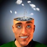 Liquid Mind Stock Images