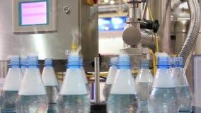 Liquid nitrogen dosing sistem stock video