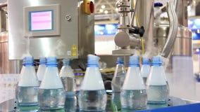 Liquid nitrogen dosing sistem stock footage
