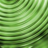 Liquid paint. Green liquid paint wave close-up Royalty Free Stock Image