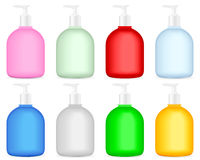 Liquid soap Stock Photography
