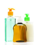 Liquid soap Royalty Free Stock Photography