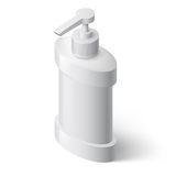 Liquid Soap Dispenser Stock Photography