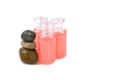 Free Liquid Soap, Gel, Shampoo, Oil Royalty Free Stock Photo - 33843075