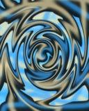 Liquid Swirl Background Stock Images
