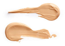 Liquid tone foundation Stock Photo