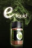 Ε-Liquide Στοκ Εικόνα