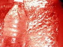 Liquide rouge images libres de droits