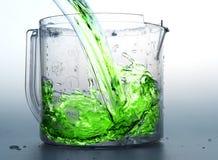 Liquido Fotografia Stock