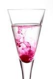 Liquido rosa Immagine Stock Libera da Diritti