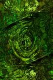 Liquido verde immagini stock libere da diritti