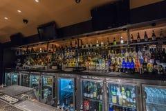Liquor bar Stock Photo