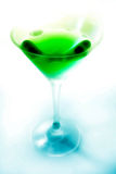 Liquor-glass Stock Photo