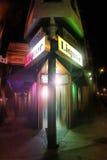 Liquor Store. Stylized photo of a street corner liquor store Stock Photos