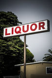 Liquor store Stock Images