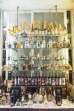 Liquor store in Rome Stock Photo
