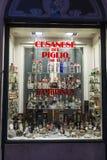Liquor store in Rome, Italy Stock Image