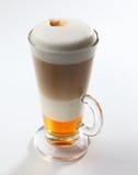 Liquore dell'irish coffee Fotografia Stock Libera da Diritti