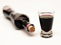 Liquore della bacca Immagini Stock