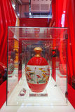 Lian nian voi liquore di Yu, liquore famoso di cinese Fotografia Stock