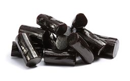 Liquorice Royalty Free Stock Photography
