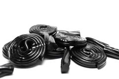 Liquorice Stock Photos