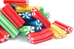 Liquorice candies Royalty Free Stock Photography