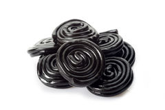 Liquorice candy Royalty Free Stock Photo
