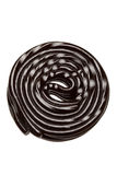 Liquorice candy Stock Photo