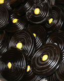 Liquorice Candy Royalty Free Stock Photography