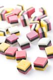 Liquorice confectionery Royalty Free Stock Image