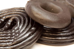 Liquorice mix Stock Photos