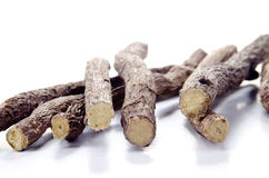 Liquorice root Royalty Free Stock Photo