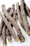 Liquorice root Royalty Free Stock Image