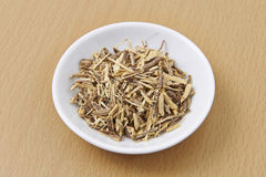 Liquorice Root Organic Chopped Stock Photo