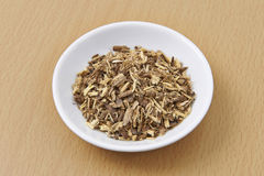 Liquorice Root Organic Dried Royalty Free Stock Photo