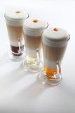 Liquour för irländskt kaffe Royaltyfria Foton