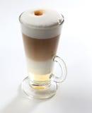Liquour för irländskt kaffe Arkivbild