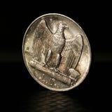 5 lire Italien kungarike Royaltyfria Foton