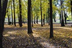 Liria, parque de San Vicente Foto de Stock