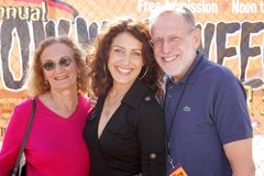 Lisa Edelstein Photographie stock