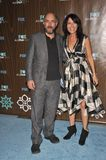 Lisa Edelstein,Richard Schiff Royalty Free Stock Photos