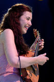 Lisa Hannigan performs at FIB Stock Images