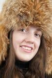 lisa kapeluszowi kobiety potomstwa Obrazy Royalty Free