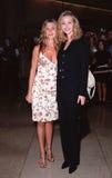 Lisa Kudrow, Jennifer Aniston, die Produzenten lizenzfreie stockfotografie