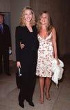 Lisa Kudrow,Jennifer Aniston Stock Image
