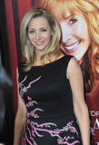 Lisa Kudrow. LOS ANGELES, CA - NOVEMBER 5, 2014: Lisa Kudrow at the premiere of her HBO TV series The Comeback at the El Capitan Theatre, Hollywood Royalty Free Stock Photo
