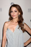 Lisa LoCicero arrives at the ATAS Daytime Emmy Awards Nominees Reception Royalty Free Stock Image
