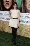Lisa Loeb. At the HBO Premiere of Enlightened, Paramount Theater, Hollywood, CA. 10-06-11 Stock Photos